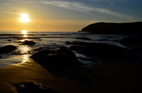 Croyde at Dusk