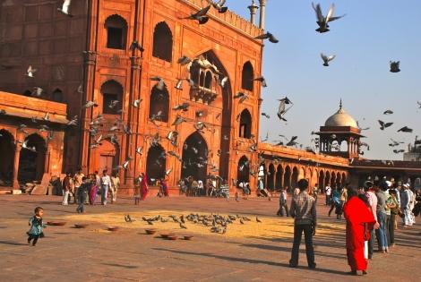 Jama Masjid Delhi