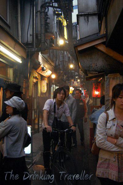 Shinjuku Back Alley